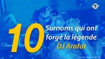 10 surnoms qui ont forgé la légende Dj Arafat