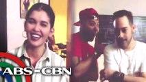 KZ Tandingan, nakipag-meeting sa ex-American Idol Judge Randy Jackson | UKG