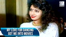Sridevi Credits Hardwork & Conviction For Getting Success In Bollywood