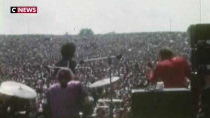 Woodstock : une exposition pour les 50 ans du festival