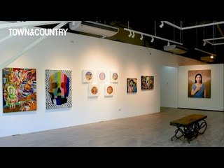 T&C Art Crawl: Karrivin Plaza | Town & Country Philippines