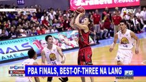 PBA finals, best-of-three na lang