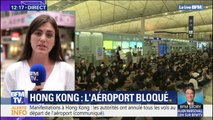 À Hong Kong, les autorités annulent de nouveau tous les vols au départ l'aéroport