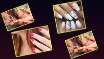 How to do Nail Extensions and Nail Art SALON STYLE | Step By Step | Boldsky