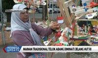 Mainan Tradisional Telok Abang Diminati Jelang HUT RI