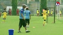 HLV Mai Đức Chung thận trọng trước thềm AFF Cup nữ 2019 | VFF Channel