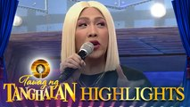 Vice Ganda shares about his vacation in Baguio | Tawag ng Tanghalan