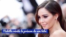 Nabilla révèle le prénom de son bébé