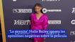 'La sirenita' Halle Bailey ignora las opiniones negativas sobre la película