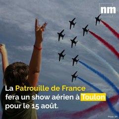 Gérard Depardieu, Patrouille de France, hommage au maire de Méounes: votre brief info de mardi après-midi