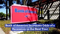 Bank Of America Is Negative About Next Years Economy