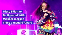 Missy Elliott Gets The Michael Jackson Video Vanguard Award