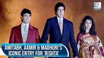 Muhurat Footage Of Amitabh & Aamir's Unreleased Movie 'Rishta'