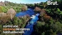 En Nouvelle-Zélande, une petite cascade capable de produire de l'électricité