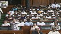 Article 370 पर Lok Sabha में Amit Shah और Adhir Ranjan Chowdhury के बीच बहस (BBC Hindi) - YouTube