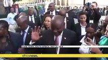 Afrique du Sud : Ramaphosa échappe à la censure
