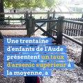 38 enfants surexposés à l'arsenic dans l'Aude