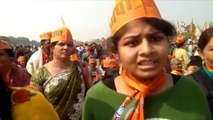 In Ghaziabad, Security And Safety Main Concern For BJP's Women Supporters