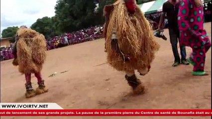 Culture: Bounafla/ La Mutuelle Goly Djê Bonan pose les pas du développement.