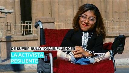Una activista sobre ruedas: Marina Ayman