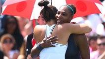Frauentennis beweist Solidarität im Sport
