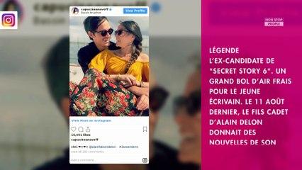 Alain-Fabien Delon et Capucine Anav : ils sont toujours aussi amoureux !