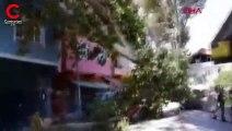Beykoz'da büyük panik anları! Yurttaşlar hemen polisi aradı