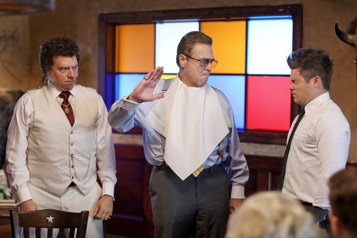 Tráiler de Los Gemstone (The Righteous Gemstones)