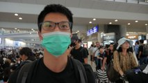"""Caos Hong Kong, di nuovo voli cancellati. Le proteste: """"Libertà"""""""