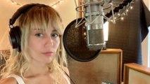Miley Cyrus est de retour en studio après sa rupture