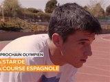 Le prochain olympien: Ignacio Saez veut représenter l'Espagne