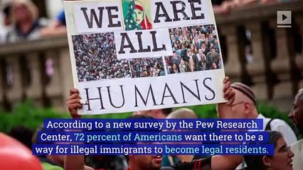 A Majority of Americans Want Undocumented Immigrants to Legally Stay in the USA
