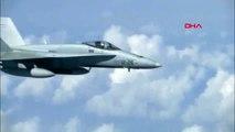 Rus jetleri, bakan uçağına yaklaşan NATO jetini uzaklaştırdı