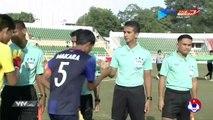 U18 Singapore nuôi hi vọng, giành chiến thắng trước U18 Campuchia | VFF Channel