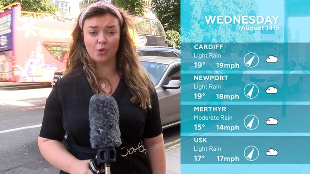 WEATHER: August 14th 2019