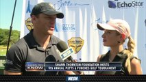 Shawn Thornton Hosts Annual Putts And Punches Event