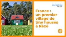France : un premier village de tiny houses à Rezé