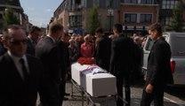 Les funérailles de Bjorg Lambrecht