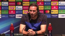 Lampard 'optimistic' Chelsea can beat Liverpool in UEFA Super Cup