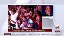 Alejandro Giammattei gana la presidencia de Guatemala