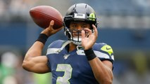 Joel McHale on Seahawks: 'Russell Wilson is the Key'