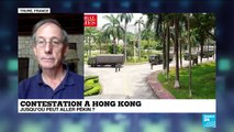 Contestation à Hong Kong : jusqu'où peut aller Pékin ?