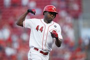 Aristides Aquino Sets New Rookie Home Run Record