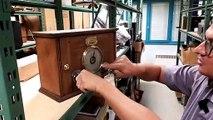 Dans les réserves des musées : petits plaisirs électriques