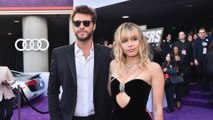 Liam Hemsworth: son message à Miley Cyrus