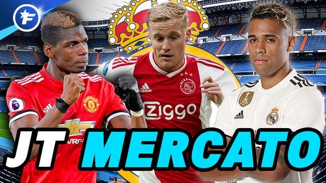 Journal du Mercato : le Real Madrid n'a pas dit son dernier mot