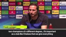 (Subtitled) 'Chelsea must prove they can compete with Liverpool' - Lampard
