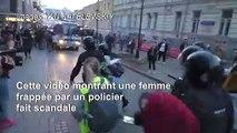 Manifestation à Moscou: jeune femme frappée par un policier, une enquête est ouverte