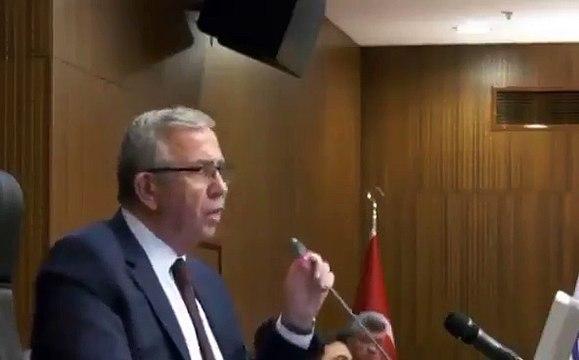 Mansur Yavaş: Elbette AK Parti'nin projelerini uygulayacağız