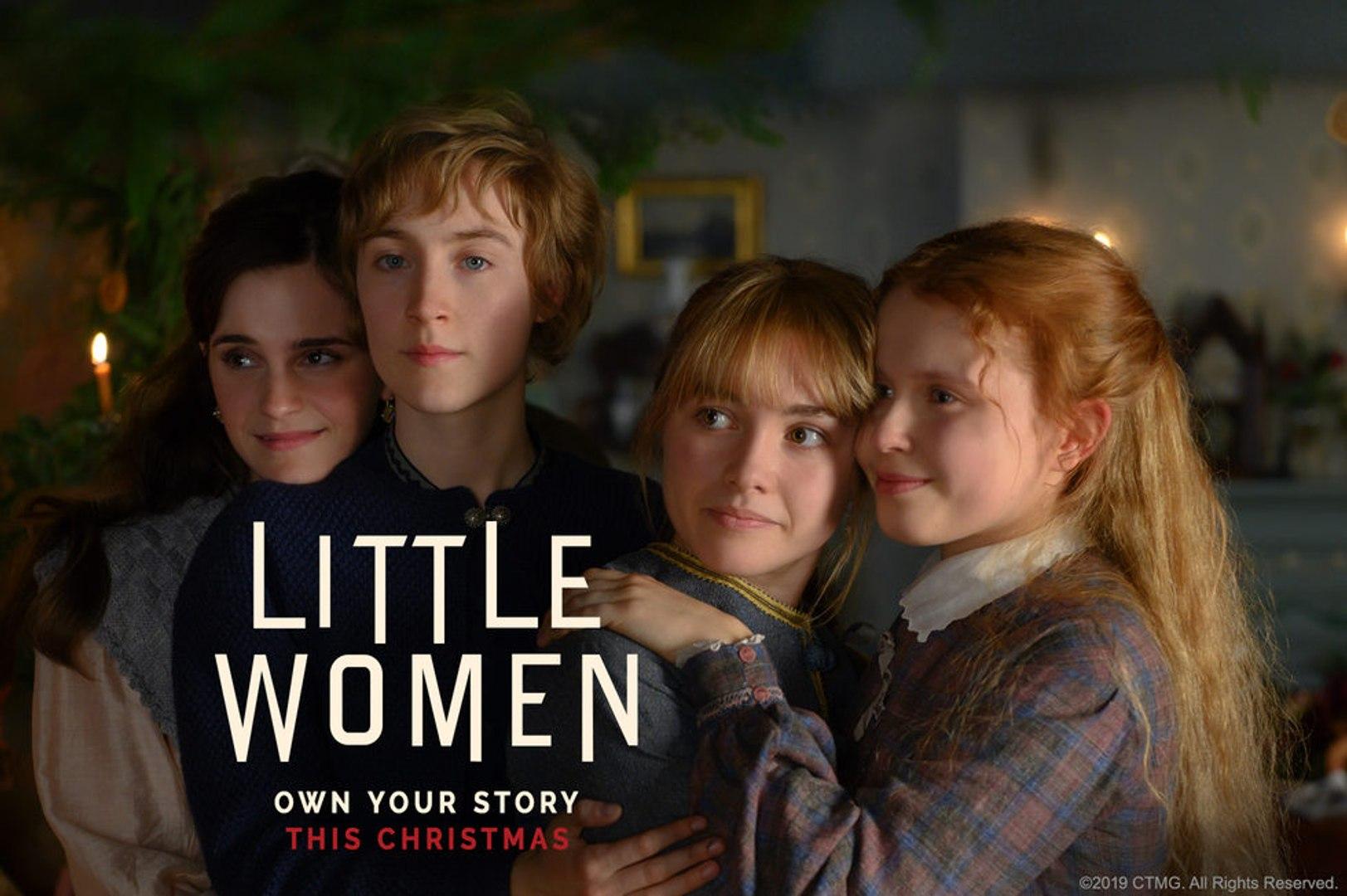 Resultado de imagen de little women 2019